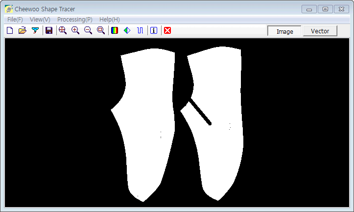 Cheewoo Shape Tracer 2.7.2004.1007 screenshot